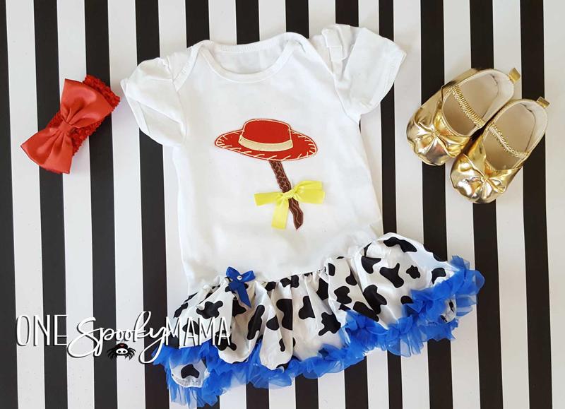 Jessie Tutu Costume For Baby Girls