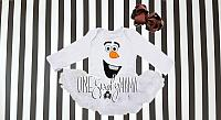 Olaf Frozen Tutu Costume For Baby Girls